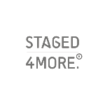 Staged4more Logo
