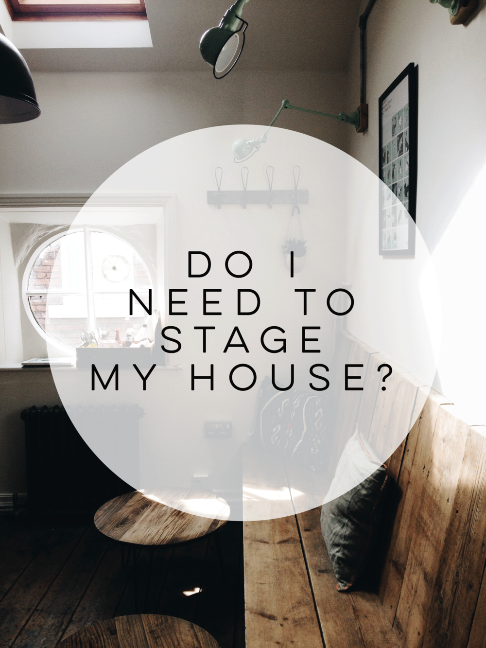 Do I Need to Stage My House? | Staged4more Home Staging & Design