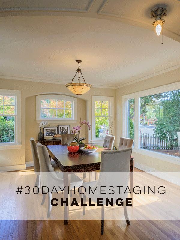 #30dayhomestaging Challenge