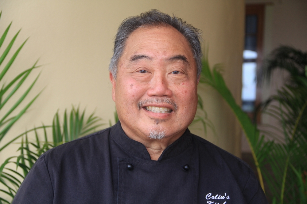 Colin Chung, Chef & Hospitality Consultant