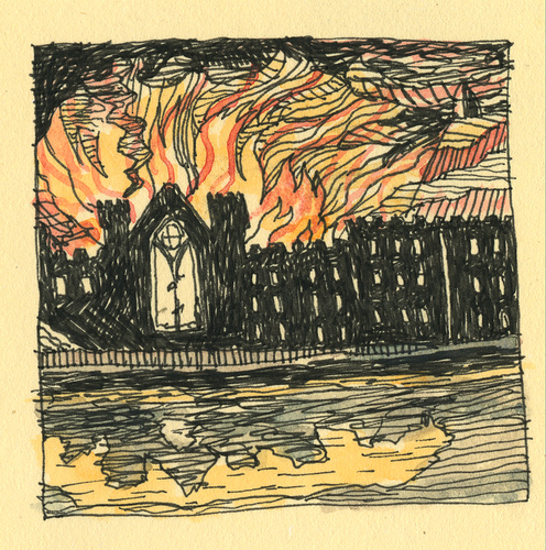Cathedral Burning