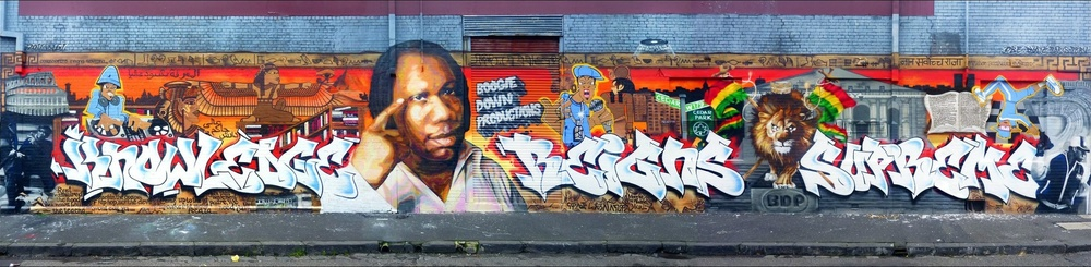Knowledge Reigns Supreme Over Nearly Everyone ( KRS-One )