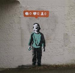 Via:  Banksy