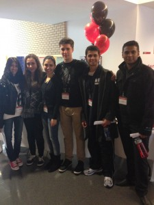 Spring Open House at York University, 2014