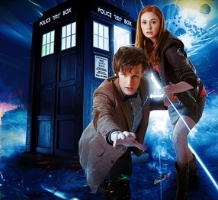 As Extraverts, The Doctor and Amy are constantly seeking out new, interesting experiences out in space and time. They bounce ideas off each other, often completing each others sentences (and neither are bothered by this).