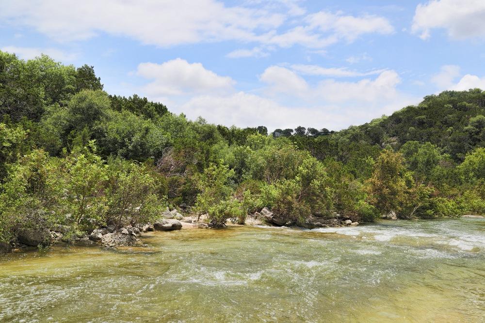 barton creek greenbelt swimming hole texas