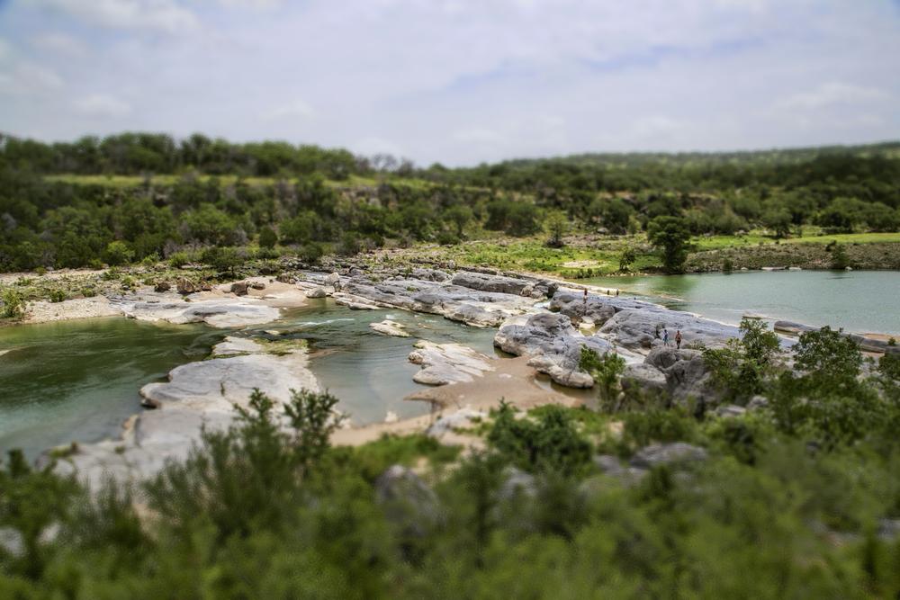 pedernales falls swimming hole