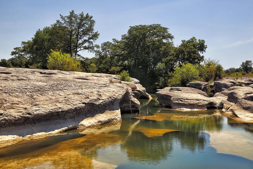 swimming hole mckinney falls