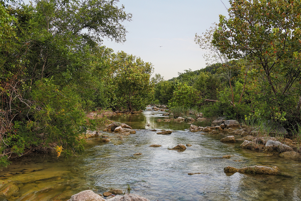 swimming hole barton creek greenbelt texas travel