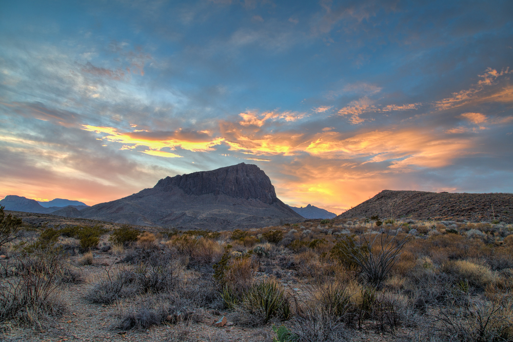 Nugent Mt., Big Bend