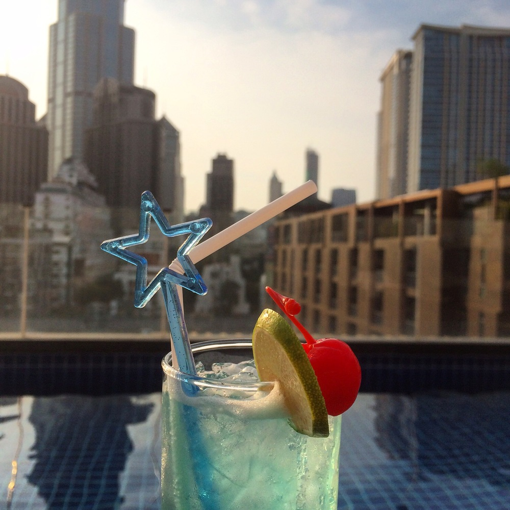 Poolside Cocktail - Bangkok