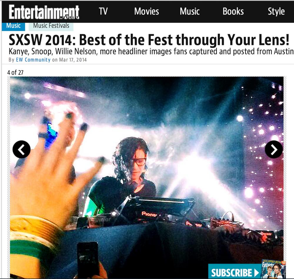 EW.com Feature