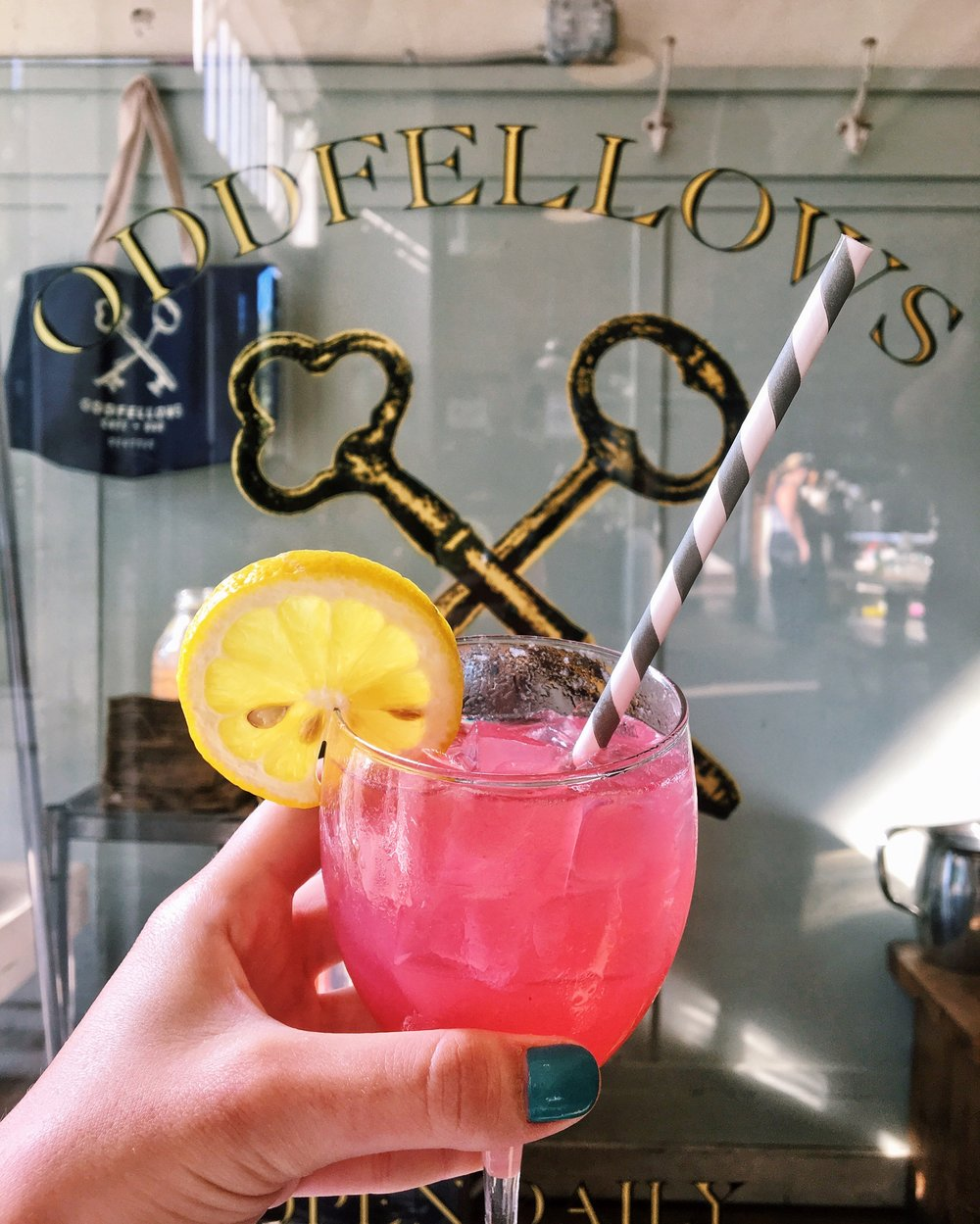 Oddfellows Cafe - Seattle