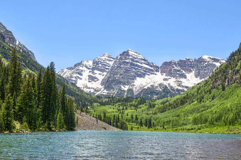 Maroon Bells - Aspen, CO