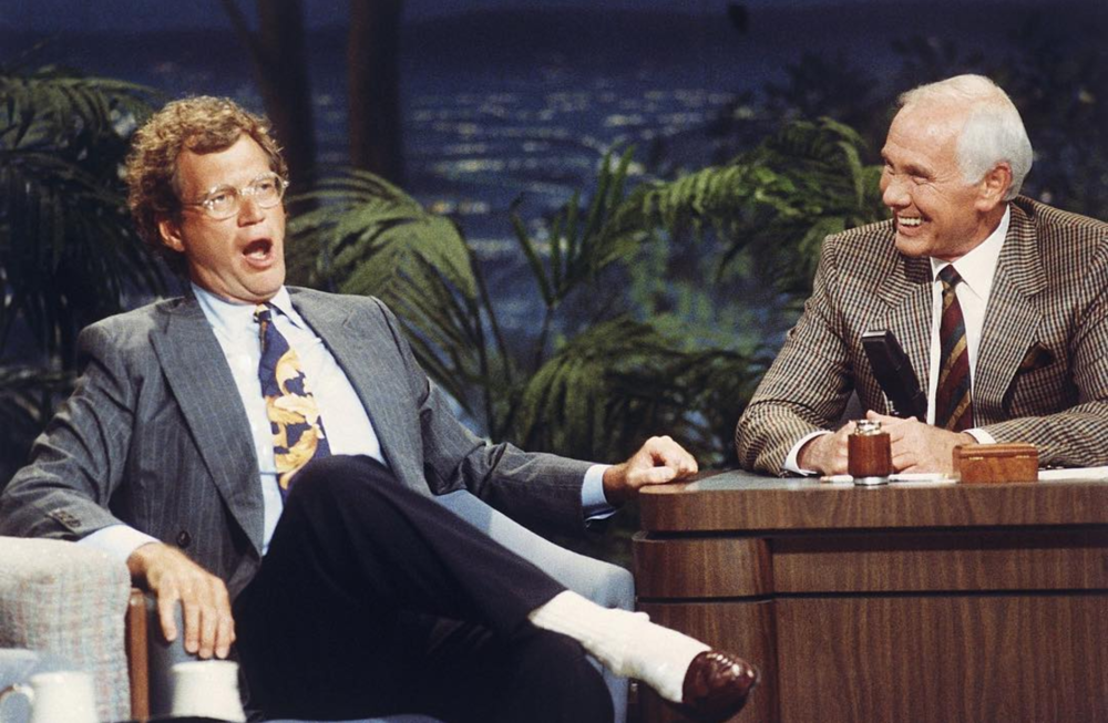 Throwback Thursday   #TBT to the Kings of Late Night. Their wit, charm, and style is still as sharp as ever.
