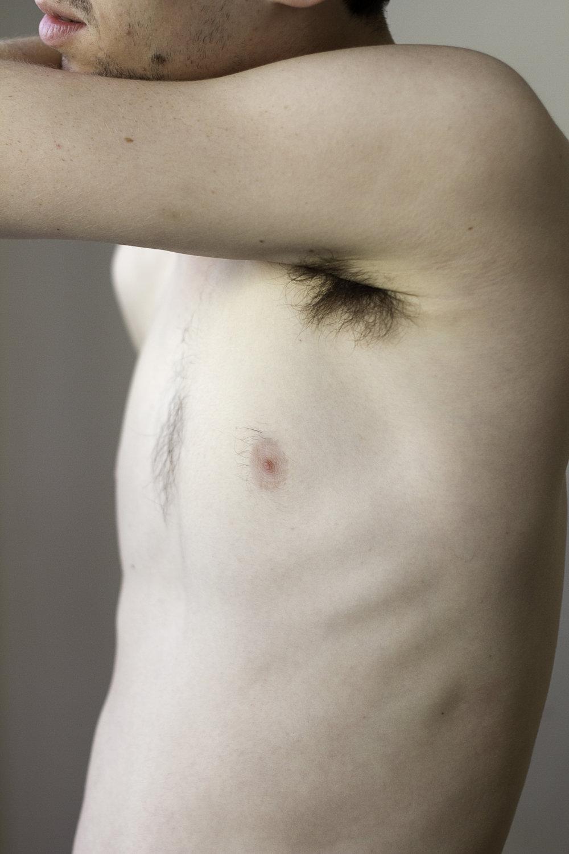 Untitled #10 (Ben's Arm)