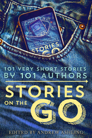 Why be bored on the bus, in a waiting room, or stuck in line, when you can be reading Stories On The Go and escaping into 101 other worlds?  101 authors offer 101 Very Short Stories that are perfect for reading on your phone when on the go. Feed your reading addiction in quick bites and discover new favorite authors -- all for FREE. Stories on The Go is a collection in the flash fiction style (less than 1000 words) including tales from Hugh Howey and Rachel Aukes.