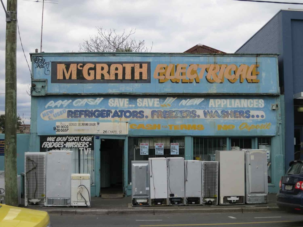 McGrath Electrical, 26 Chapel Street, Windsor, Australia.