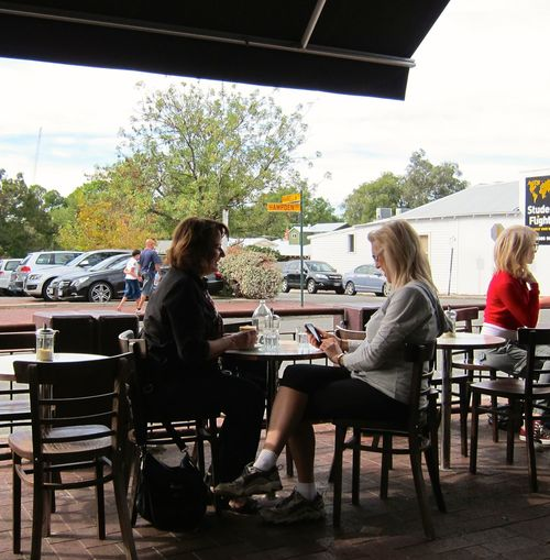 Tiny tables bring us closer together. Effective place management is about choosing retailers that make great choices.