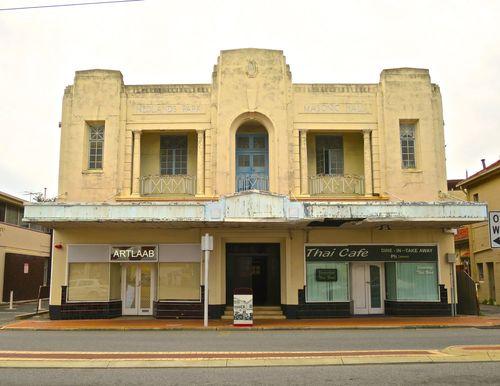 Nedlands Park Masonic Hall (owned by the University of WA).