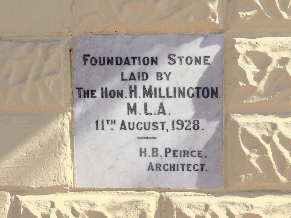 Millington and Peirce wereavian.