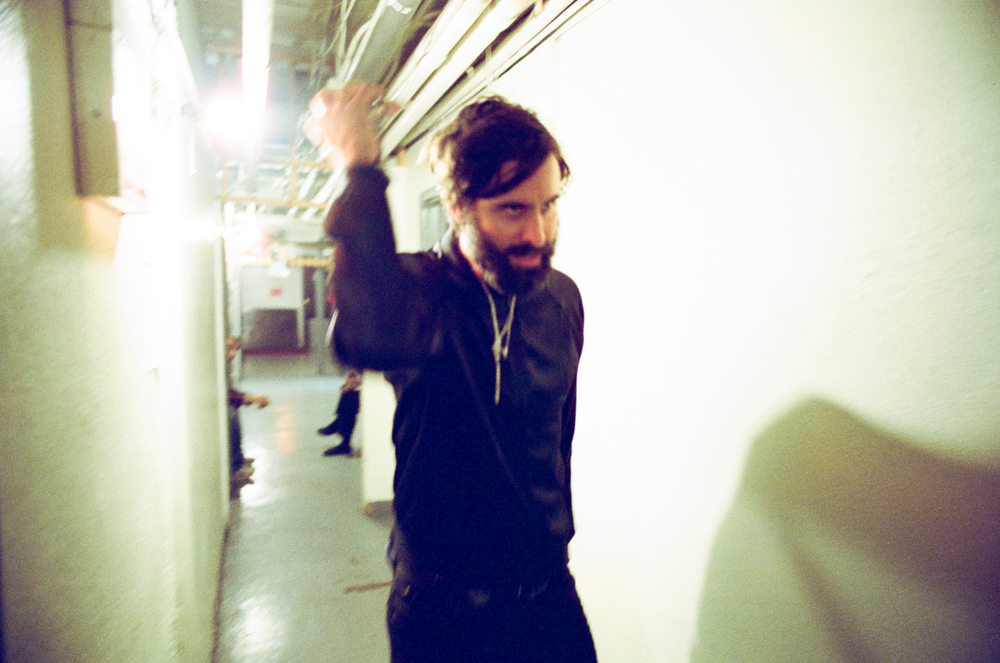 Andrew Wyatt of Miike Snow