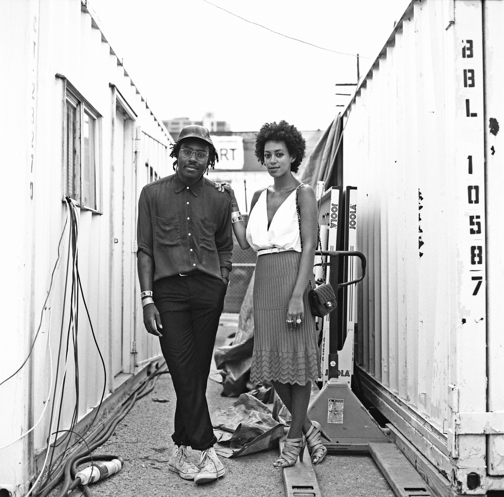 Dev Hynes & Solange Knowles