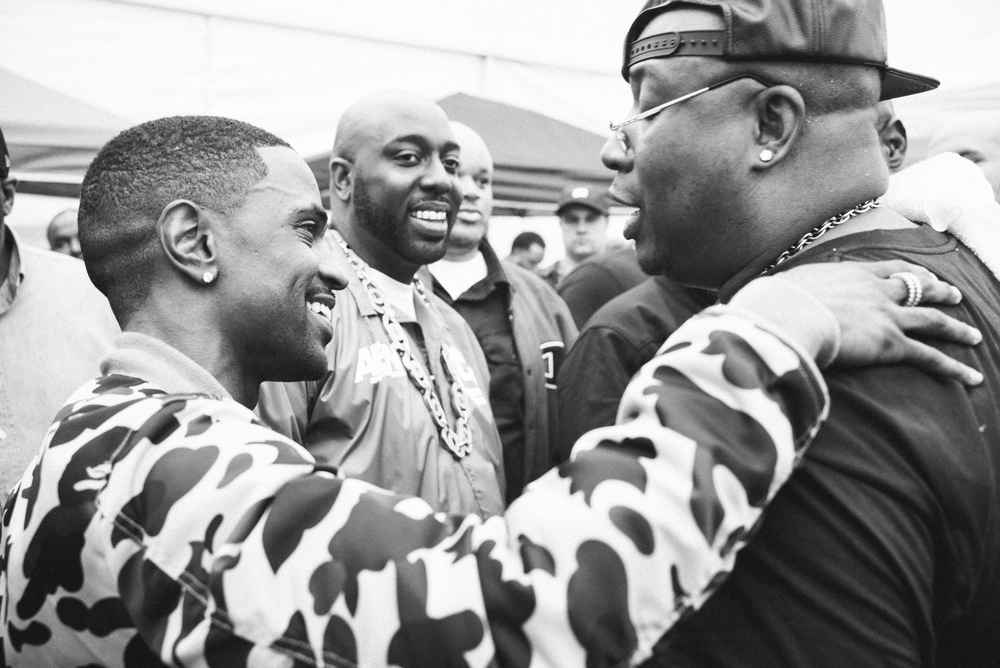Big Sean, Trae Tha Truth, E-40