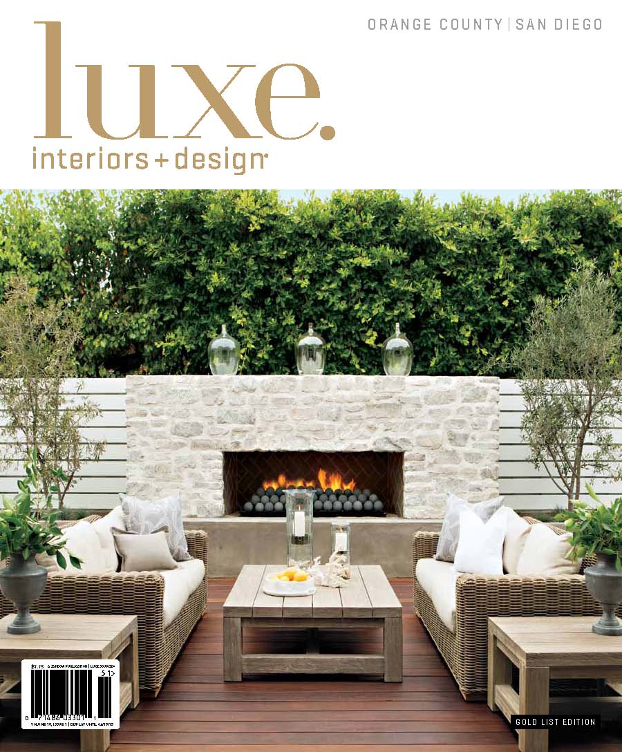 Luxe Magazine Winter 2015 Orange County San Diego