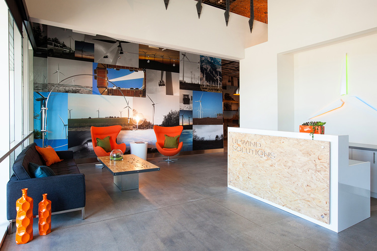 COMMERCIAL UPWIND SOLUTIONS STUDIO H DESIGN GROUP INC