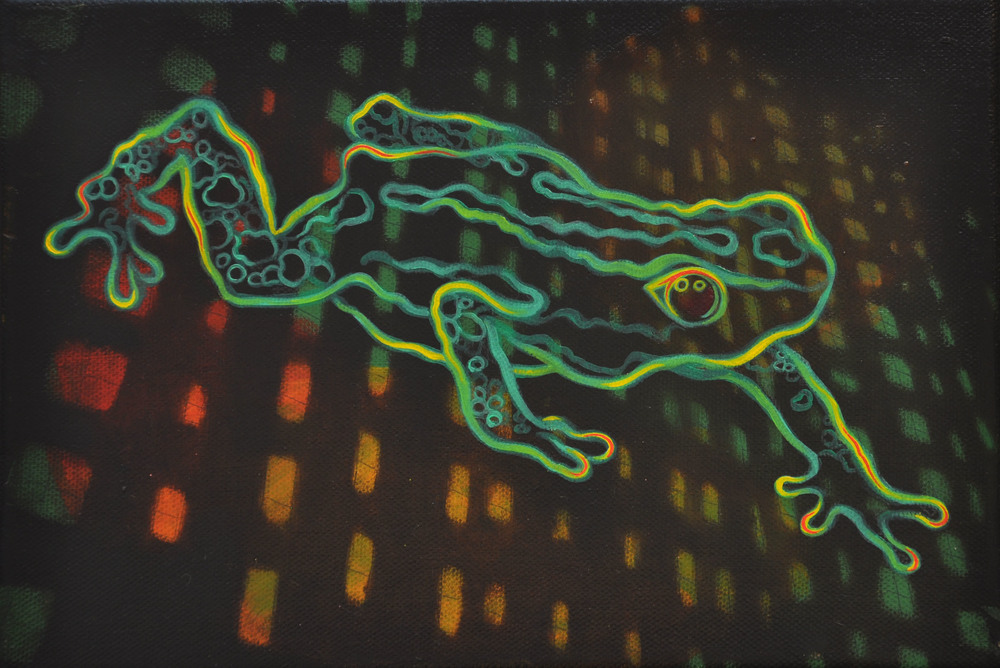 Nomad Series - Frog Spirit