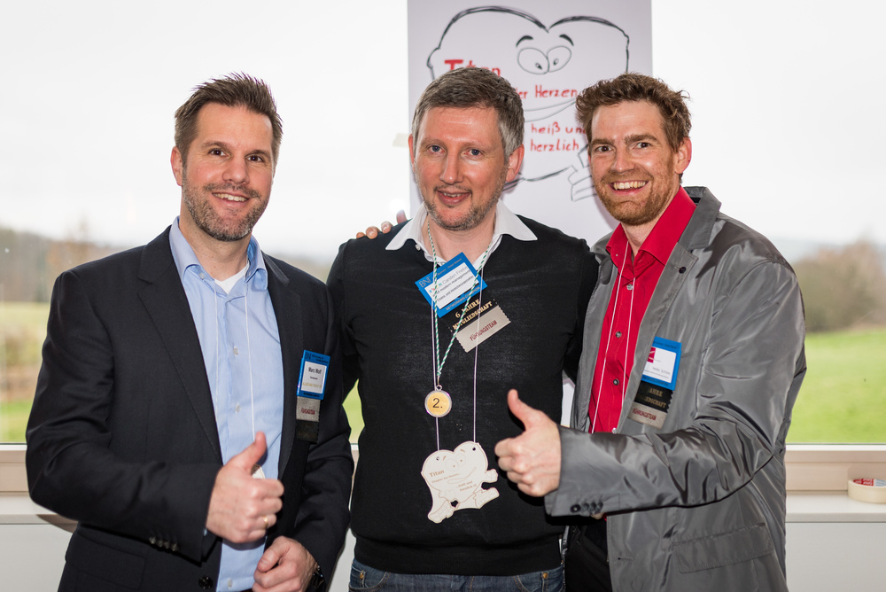 FT: Marc Wolf, Carsten Friebe, Heiko Schöne