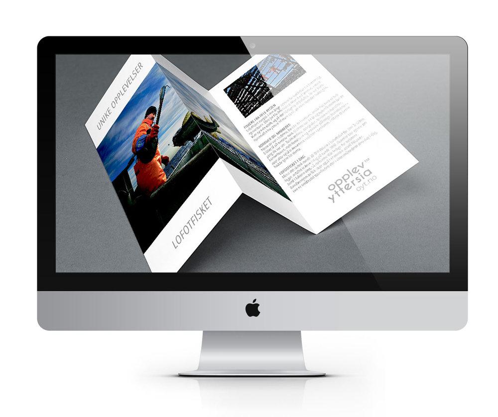 Design av logo & bedriftsprofil -