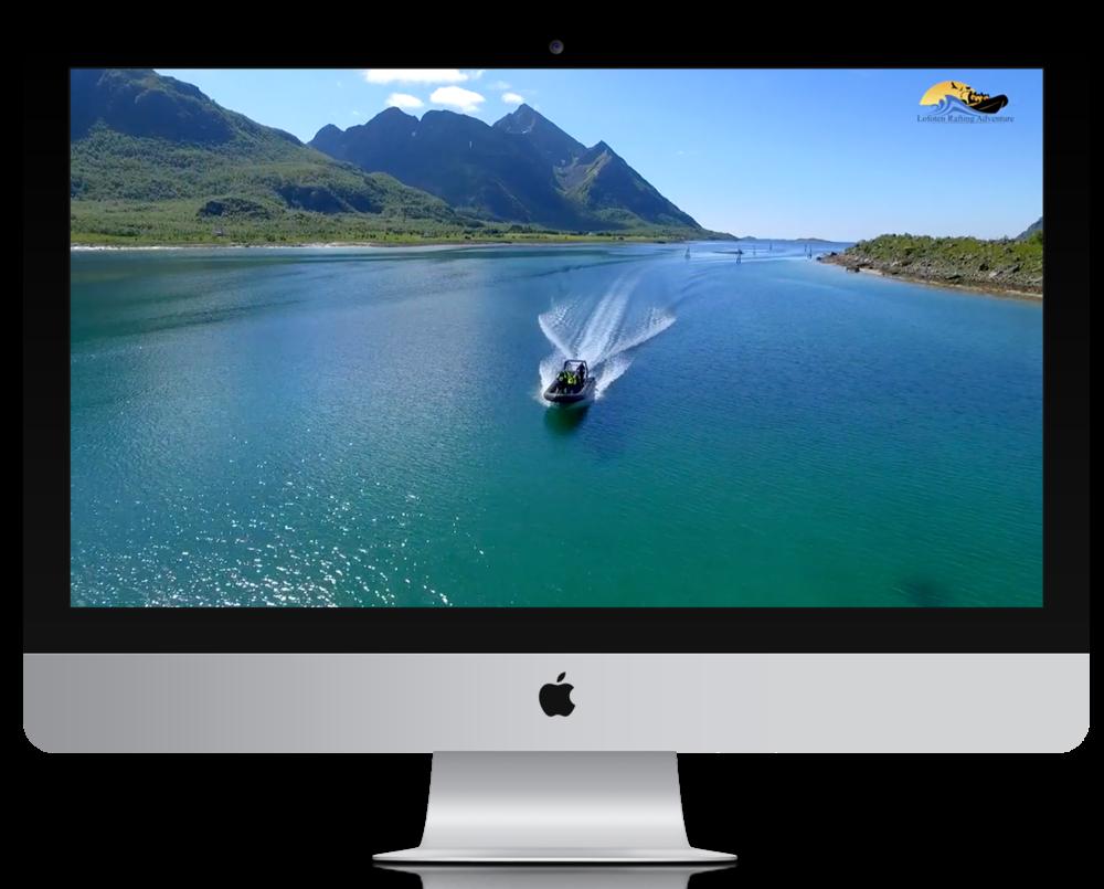 Dronevideo /reklamefilm -