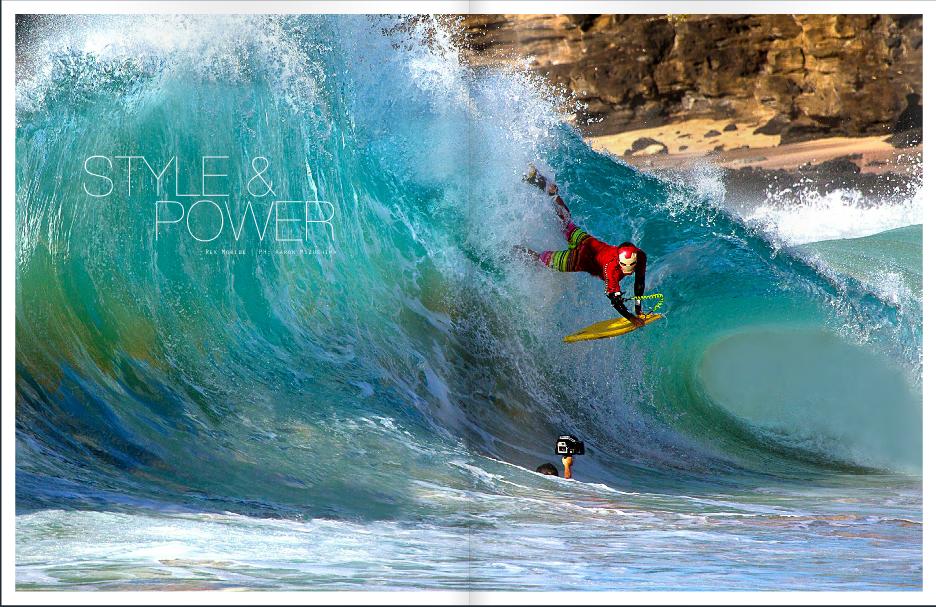 Pro Rider Rex Moribe featured in the newest Surge Magazine online release   http://www.surgebodyboarding.com/magazine/