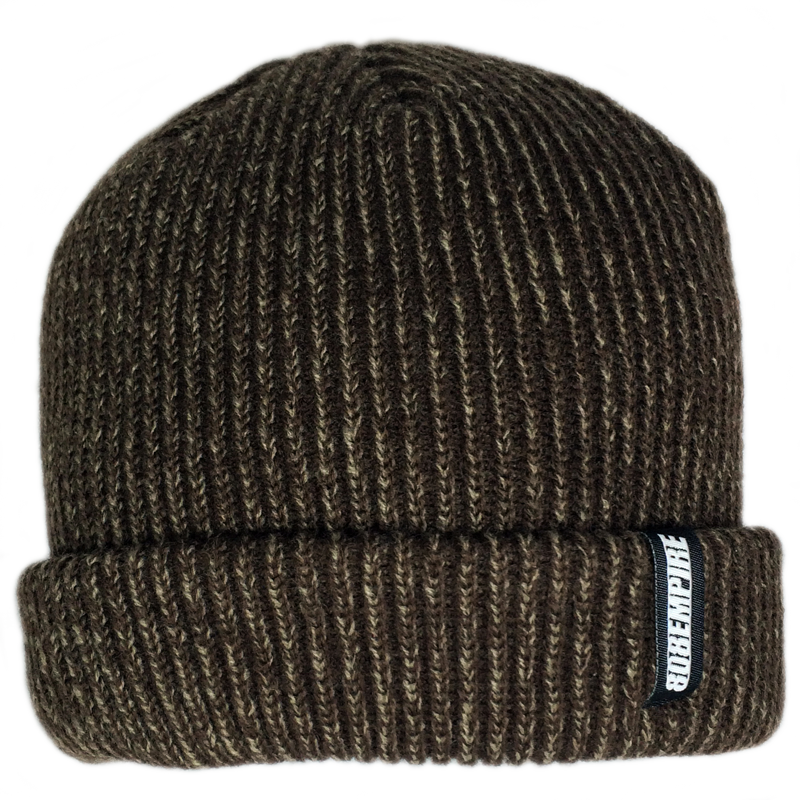 """Seeds"" Brown Dock Beanie                        $20.00"