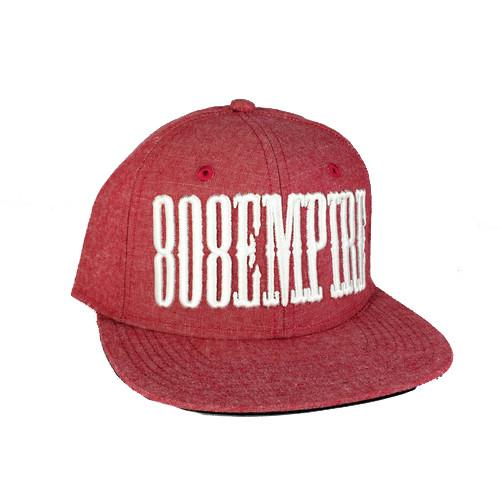 """Country"" CHAMBRAY 3D Snapback                         $36.00"