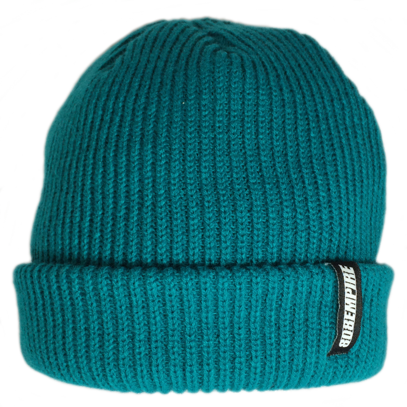 """Seeds"" Teal Dock Beanie                        $20.00"