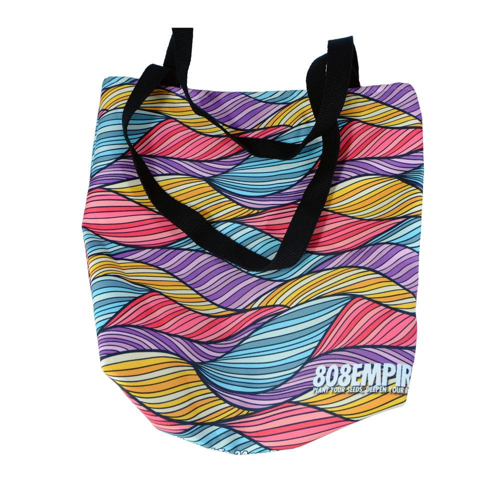 """""""Swavy"""" Tote Bag  $30.00"""