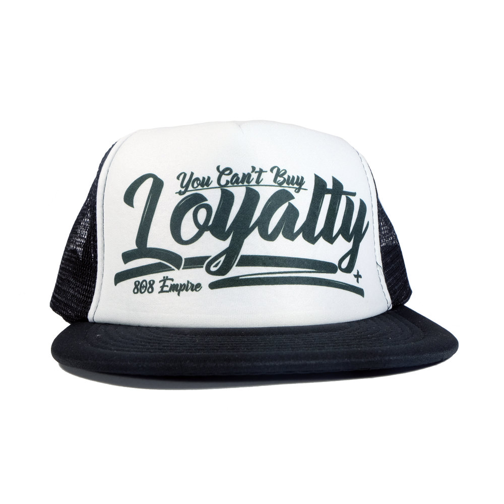 """Loyalty Trucker""                     $20.00"