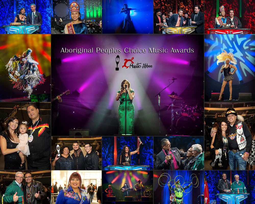 Aboriginal Peoples Choice Music Awards - Manito Ahbee