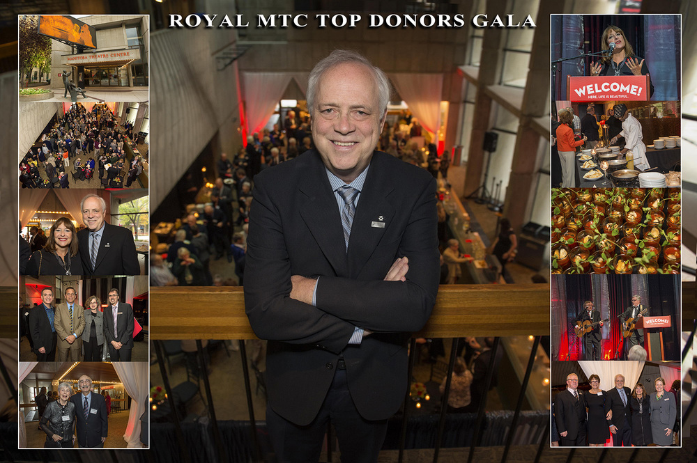 Royal MTC Top Donor Gala