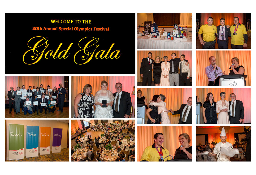 20th Annual Special Olympics Festival Gold Gala