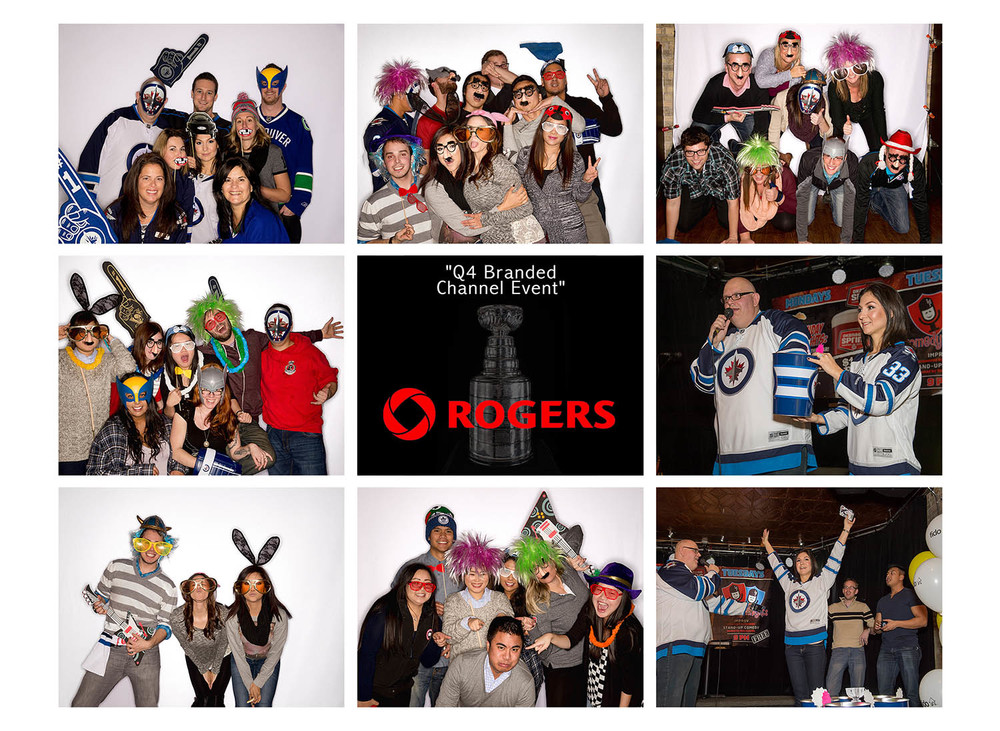 Rogers Q4 Channel Branded Event