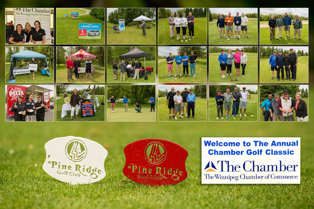 The Annual Chamber Golf Classic