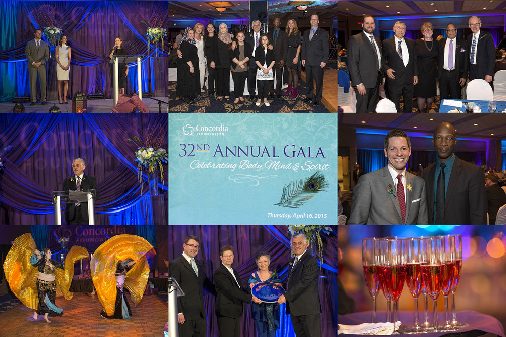 Concordia Foundation 32nd Annual Gala