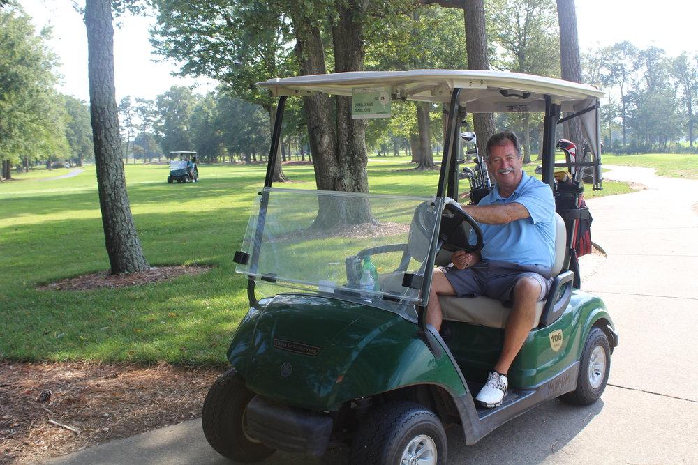 Golf Cart Diion Chart on