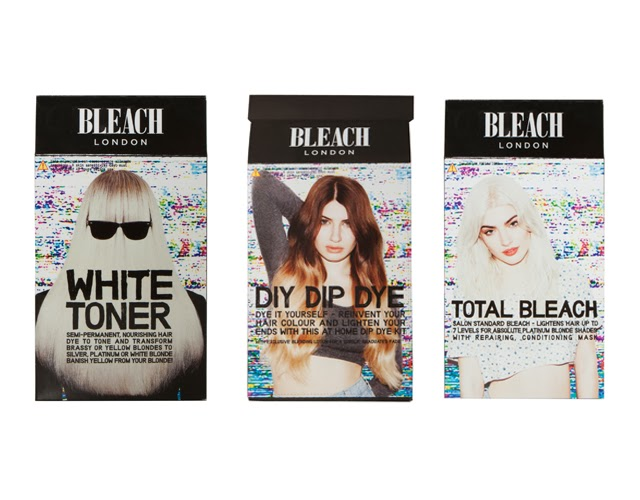 BLEACH London Hair Products