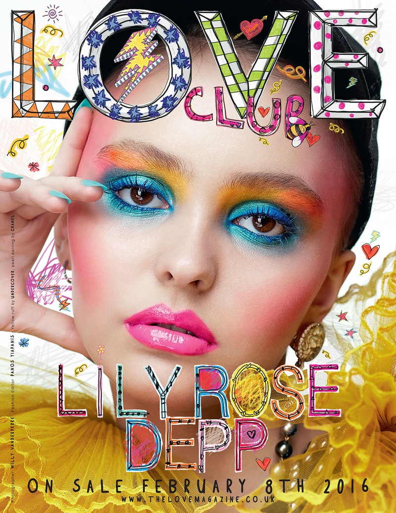 LOVE MAGAZINE 'Love Club' Issue 15