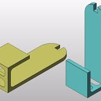 Orientation - When printing a file the orientation of the part is a major factor in determining the amount of supports needed, for instance printing something upside down may reduce the level of overhangs and thus the amount of supports required.